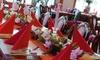 China Restaurant Kanton - Wesseling: Chinesisch-mongolisches Grill-Buffet All-you-can-eat für 2 oder 4 Pers. im China Restaurant Kanton (bis zu 36% sparen*)
