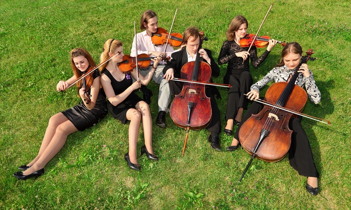 Intermezzo Academy of Music - Park Center: Orchestra Summer Camp at Intermezzo Academy of Music (51% Off). Two Options Available.