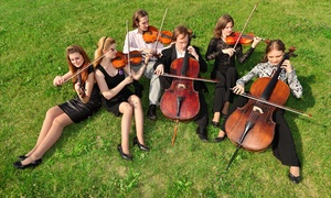 Intermezzo Academy of Music: Orchestra Summer Camp at Intermezzo Academy of Music (51% Off). Two Options Available.