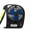 Technical Pro All-in-One Rechargeable Bluetooth Speaker with Fan