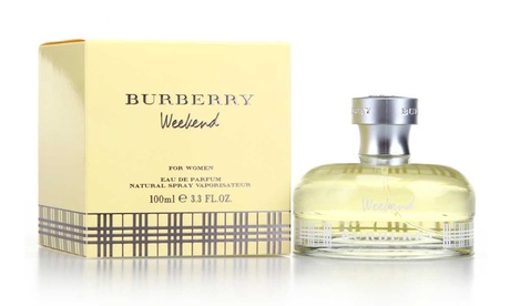 Burberry Weekend Eau de Parfum for Women (3.3 Fl. Oz.)