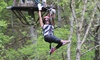 Up to 34% Off Zipline Tour at Virginia Canopy Tours