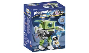 Robot cleano super 4 playmobil
