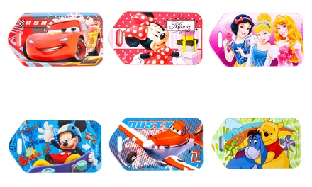 One or Two Disney Luggage Tags