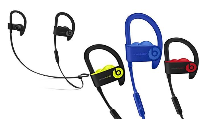 Beats By Dr Dre Powerbeats 3 In Ear Wireless Bluetooth Headphones Groupon