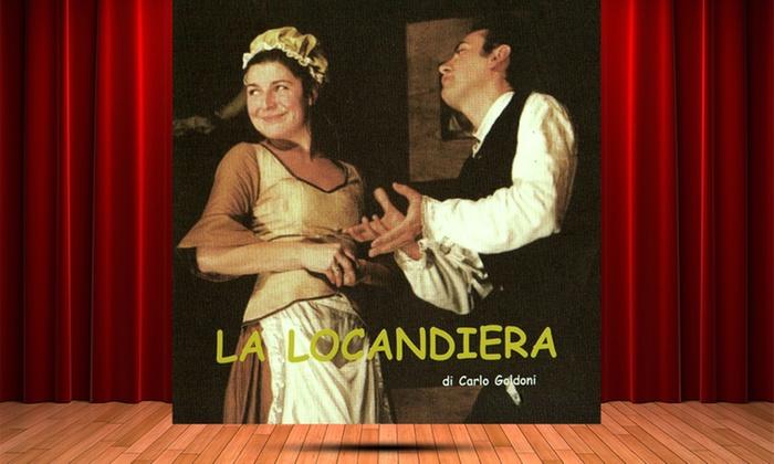 La Locandiera - Dal 12 al 28 gennaio al Teatro Flavio di Roma (sconto 33%)