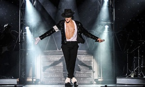 Mj Live: A Michael Jackson Tribute Concert (through August 1, 2017)