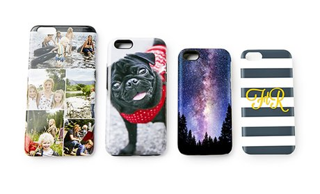 Personalized iPhone or Samsung Galaxy Cases from Collage.com