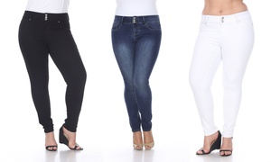 Plus Size Super Stretch Women's Denim