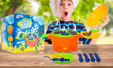One or Two Barbecue Bubbles Play Sets