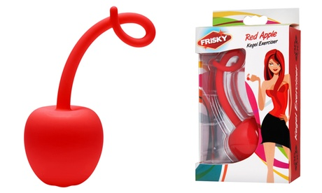 Red Apple Silicone Kegel Exerciser dbd705a9-5117-4386-a229-60f954a68934