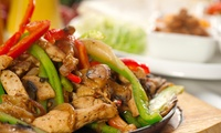 Two-Course Caribbean Reggae Sizzler Lunch for Two or Four at Didis Dining (Up to 53% Off)