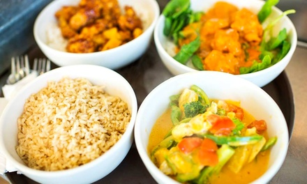 Pan-Asian Lunch or Dinner for Two at Tin Drum Asiacafé (Up to 44% Off)