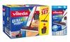 Groupon Goods Global GmbH: Set de nettoyage Vileda Ultramax (Balais + Seau inclus) avec 1 recharge offerte