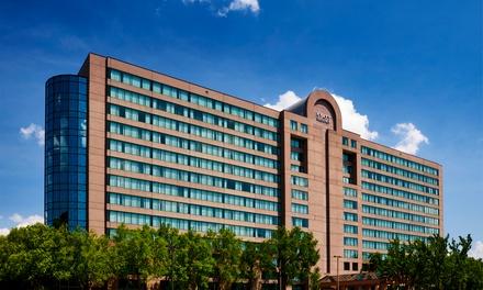 Stay at 4-Star Hyatt Regency Fairfax