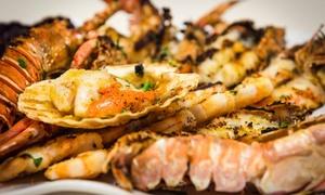 Al Giardino: Menu di mare da 4 portate con vino per 2 o 4 persone al ristorante Al Giardino (sconto fino a 59%)