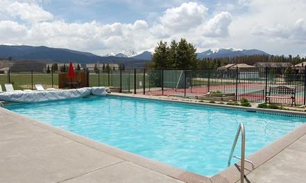 Stay at Meadow Ridge Resort in Winter Park, CO
