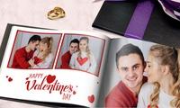 Valentina-Fotobuch im A4-Format mit 20 bis 100 Seiten von Printerpix (bis zu 93% sparen*)