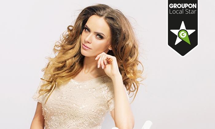 Haarschnitt Mit Kur Mahnaz Hair Beauty Galerie Groupon