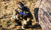 Jaegers Paintball Complex - Northland: Paintball with Equipment for One, Two, or Four at Jaegers Paintball Complex (Up to 67% Off)