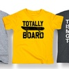 Boys' Short Sleeve Texting T-Shirts