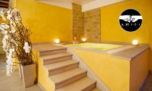 Spa Hotel Federico II 4*: Percorso di coppia alla spa dell'Hotel Federico II 4* di Montalbano Elicona, Borgo più Bello d'Italia 2015