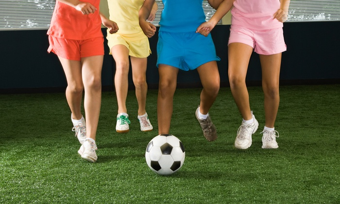 HALO - Soccer Zone South: After-School Sports Camp at HALO (Up to 47% Off). Two Options Available.
