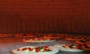 Verde Basilico: Menu pizza con antipasto, birra e dolce (sconto fino a 69%)