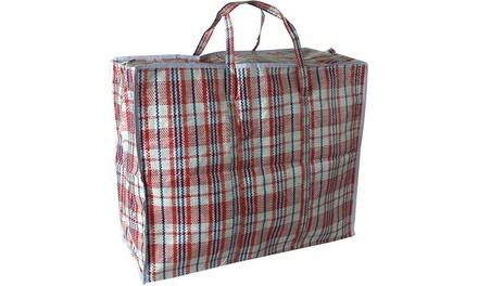 Reusable Jumbo Shopping/Storage Bag