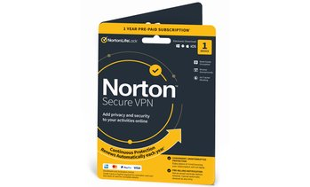 Norton Secure VPN 1 an
