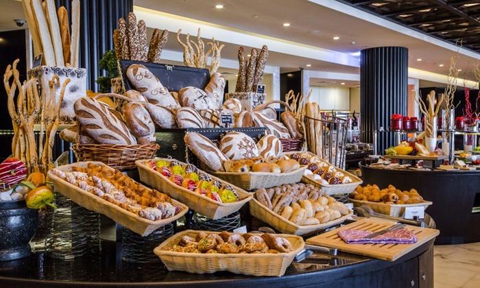 Sofitel Abu Dhabi Corniche - ABU DHABI: Lunch or Dinner Buffet at Sofitel Abu Dhabi Corniche (Up to 62% Off)
