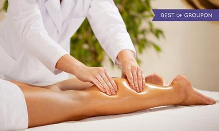 3 massaggi linfodrenanti Vodder