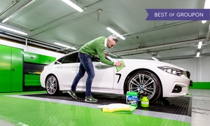 NoH2o: Waterless Mini or Full Car Valet at NoH2O, Six Locations (Up to 51% Off)