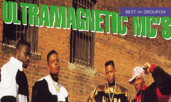 ULTRAMAGNETIC MC's - 229 The Venue: Ultramagnetic MC's on 23 February, 229 The Venue (Up to 40% Off)