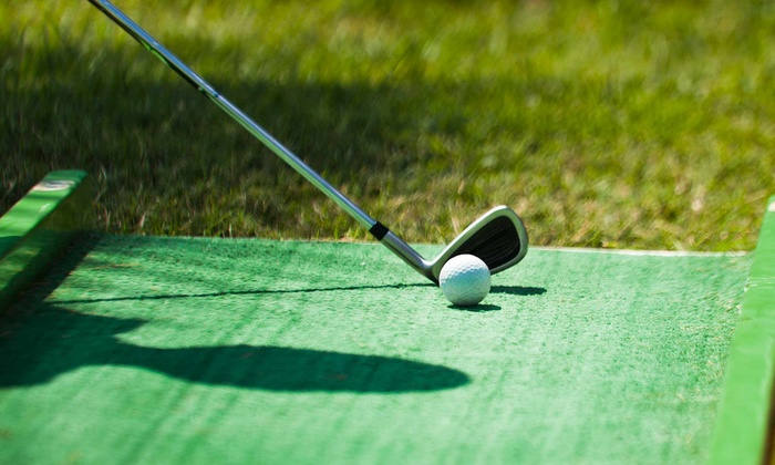 Golf Zone - Golf Zone: Mini Golf Outing for Two, Four, Six, or Ten at GolfZone (Up to 50% Off)