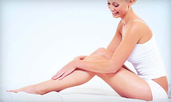 PureSkin Laser Clinic - Long Branch: One Year of Unlimited Laser Hair-Removal Treatments on a Small, Medium, Large, or Extra-Large Area at PureSkin Laser Clinic (Up to 92% Off)