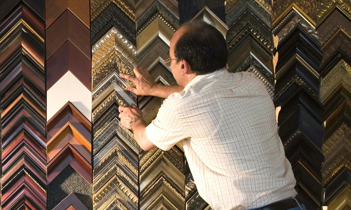 West Roxbury Framing Center (formerly Copley Art Framing) - West Roxbury Framing Center (formerly Copley Art Framing): 35% Off All Custom Framing  at West Roxbury Framing Center (formerly Copley Art Framing)
