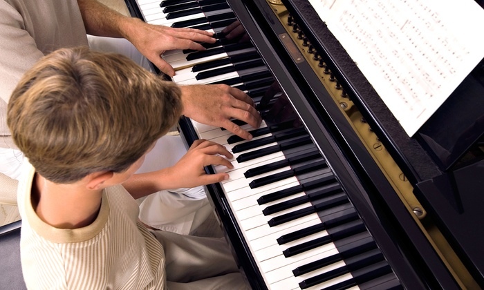 The Benjamin Choules School of Music - Fort Lauderdale: Three or Six Private Voice, Guitar, or Piano Lessons from The Benjamin Choules School of Music  (Up to 56% Off)