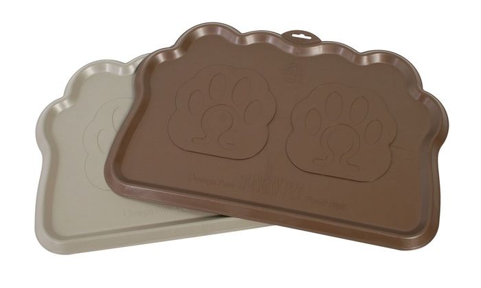 Up To 18 Off On Hungry Pet Food Mat Groupon Goods