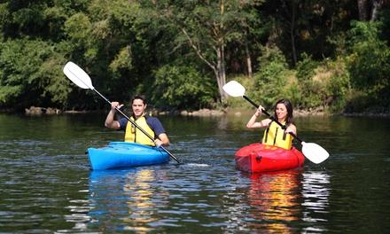 Esperienza in canoa a Castel Gandolfo per una o 2 persone da Canoa Kayak Academy (sconto fino a 64%)