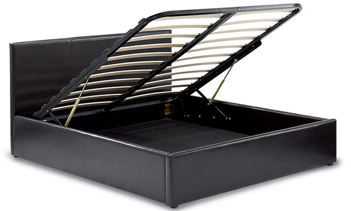 Ottoman Storage Bed Groupon Goods