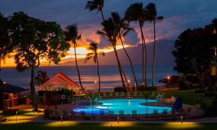 Luxurious Hawaiian Resort On Maui Beach