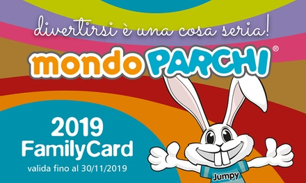 Una Family Card MondoParchi