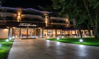 Ciechocinek: 1-7 nocy dla 1 lub 2 osób z wyżywieniem i więcej w TeoDorka Med & Spa