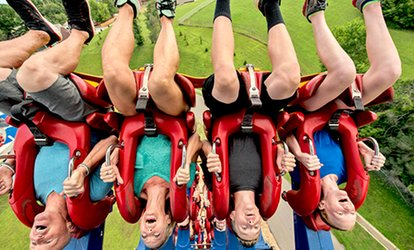 $45 for Single-Day Admission for One to Worlds of Fun & Oceans of Fun ($67.26 Value)