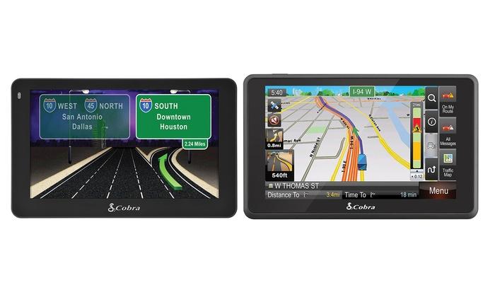 "Cobra GPS 5"" Professional Navigation Systems (Refurbished)"