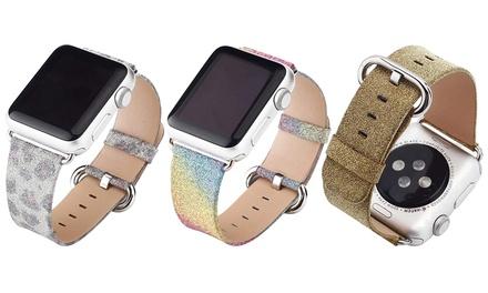 Glitter Strap for Apple Watch
