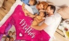 Up to 91% Off Custom Mother's Day Blankets from Printerpix