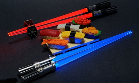Star Wars Light-Up and Non-Light-Up Chopsticks (1- or 2-Pack) dc09fc06-6c1c-11e7-95bf-00259060b5da