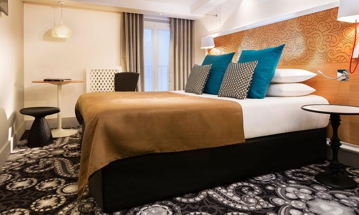 H tel elys es 8 paris paris le de france groupon for Groupon hotel paris